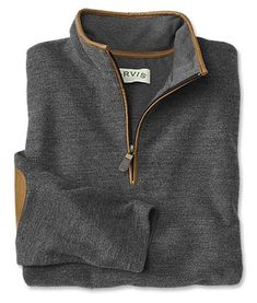 Simoom Tweed Quarter-Zip Sweatshirt