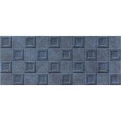 Wall Tiles - Tokio Cubic Anthracite