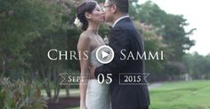 Chris and Sammi's Wedding Film at North Ridge Country Club in Raleigh, NC