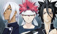 Shokugeki no Sōma 2 estrena un segundo tráiler promocional