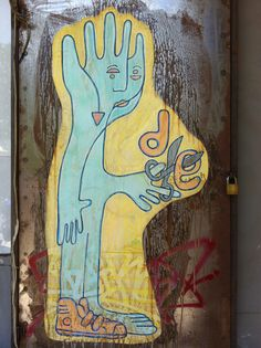 Kolonaki Street art