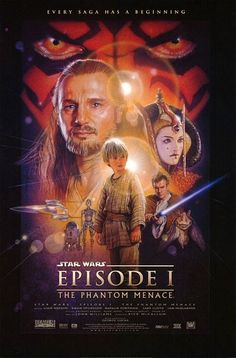 Star Wars I: The Phantom Menace