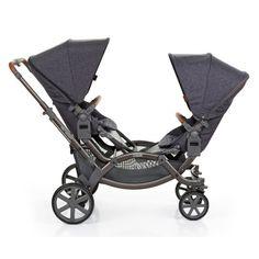 Abc design kinderwagen cobra citro frame silverblack collectie 2015 abc design zoom tandem pushchair street thecheapjerseys Gallery