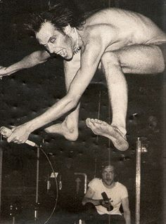 Peter Murphy - Sometimes Scary and Naked can be GOOOD <3