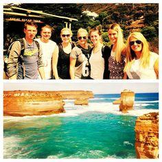 Schee dass ihr da seids #greatoceanroad#12apostles#melbourne#victoria#australia#friends#travel#aroundtheworld by lisak2901