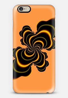Pinwheel Distortion iPhone 6 case by Eric Rasmussen | Casetify
