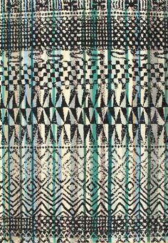 Karpet Fusion Reprise Groen