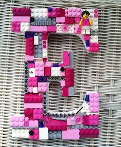 Custom+girl+wall+letter+toy+bricks+E+by+MosaicTreasureBox+on+Etsy,+$65.00