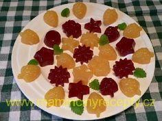 Domácí želé bonbóny