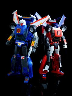 Transformers Masterpiece MP-26 Road Rage with MP-25 Tracks