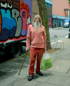 From Fife to Fitzrovia: portraits by Niall McDiarmid - in pictures