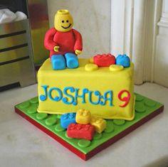 lego cake option #3