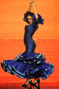Salon International de la mods Flamenca Nieves Alvarez !!