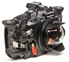 Nauticam, Canon, Nexus Nauticam NA-7D Underwater Housing with Nexus Super Optical Coated 15mm Dome Port