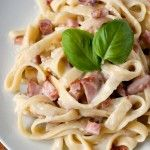 Pasta Carbonara Recipe - the easiest pasta dish you can make