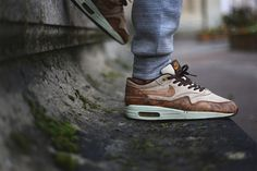 Dje Nike Air Max 1 Grunge 930x620 Air Max Day, Air Maxes, Nike Air Max, Shoe Collection, Shoe Game, Invisible Man, Grunge, Sneaker, Slippers