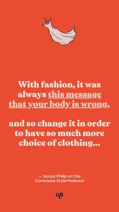 Sewing Quotes, Fashion Sewing, Consciousness, Sustainable Fashion, Plus Size Fashion, Fashion Brands, Sewing Projects, Messages, Woman