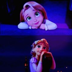 Rapunzel! Current favorite animated character and favorite Disney princess :)