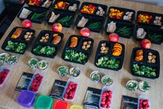 Meal Prep Mondays make the rest of the week easier. This week, we show how to do it using the containers system from 21 Day Fix EXTREME.