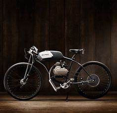 The Derringer Cycle #need #cycle #bicylce #moto