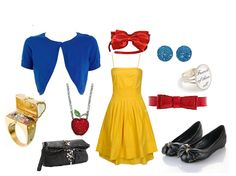 Another Snow White inspired outfit that I LOVE