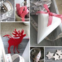 seidenfein's Dekoblog: Scandinavian Christmas in July ~ * ~ ~ * ~ Scandinavian Christmas