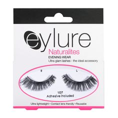 e2877eaf52b Eylure Naturalite Strip Eyelashes No. 107 (Evening Wear) Flase Eyelashes,  Eyelashes Online