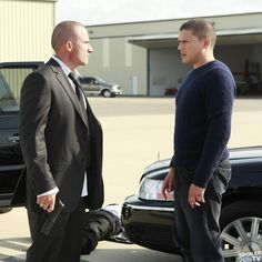 Linc and Michael #PrisonBreak