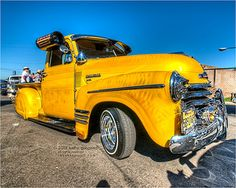 1951 chevy truck   by pixel fixel