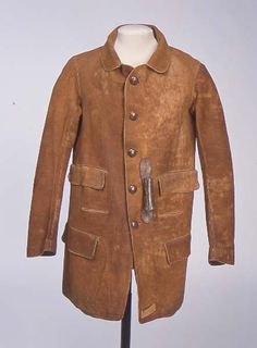 Shooting Jacket 1800-1830 Manchester City Gallery