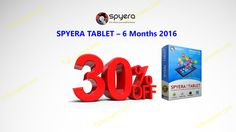 30% SPYERA TABLET – 6 Months Coupon http://tickcoupon.com/coupons/30-spyera-tablet-6-months-coupon