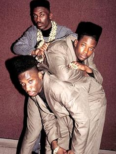 Big Daddy Kane with Scoob Lover and Scrap Lover