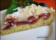 Czech Desserts, Baking Recipes, Cake Recipes, Czech Recipes, Kiwi, Sweet Tooth, French Toast, Sandwiches, Cheesecake