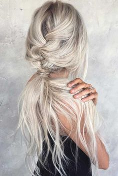 63 Amazing Braid Hairstyles for Party and Holidays ★ Braided Ponytail Ideas for This Winter Picture 2 ★ See more: http://glaminati.com/christmas-party-braid-hairstyles/ #christmashair #winterhair #braidhairstyle