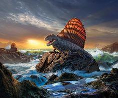 CGTalk - Dimetrodon, Jerry LoFaro