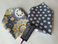 Cotton Handkerchiefs - Handcrafted by HandsomeJimmy on Etsy