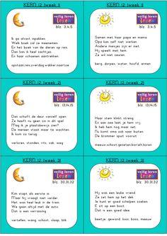 Beste De 12 beste afbeeldingen van veilig leren lezen kern 12   Leren IT-36