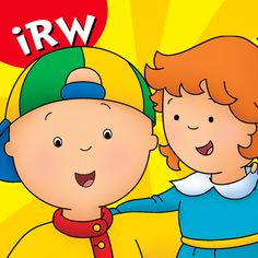 #AppyReview by Christie @appymall Caillou: Show and Tell- The new preschool series iRead With is great for those parents with children ready to learn how to read, but not sure about how to approach it. Like most ebooks, this series provides interactive animations as well as relatable Caillou story ideas to keep the child engaged. However, this app goes a step further of just reading words since it helps the parent practice 2-way c