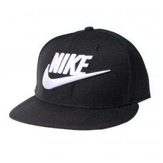 6b8f59cff30 Nike True Snapback Cap Black Sports Caps