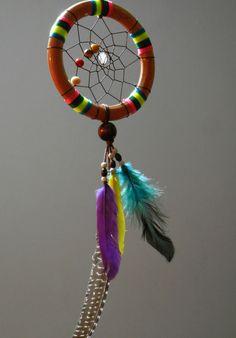 Dreamcatcher N°17 - 12 cms