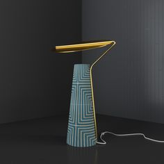 Flo lamps. This lamps need your touching. on Behance