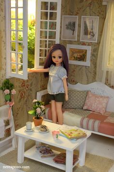 Licca. Check out my AFFORDABLE doll store: http://astore.amazon.com/bandwapopulcultu. Curated by NYC Metro Fandom (formerly Suburban Fandom). NYC Tri-State Fan Events: http://yonkersfun.com/category/fandom/