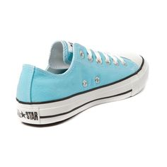 Womens Converse All Star Lo Bluefish Athletic Shoe