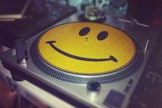 Music makes me happy :)