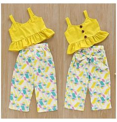 Baby Dress Design, Baby Girl Dress Patterns, Dresses Kids Girl, Kids Outfits Girls, Baby Outfits, Girls Summer Clothes, Girls Dresses Sewing, Dresses Dresses, Summer Outfits