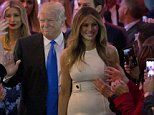 MSNBC's Chris Matthews is caught on hot mic ogling Melania Trump  | Daily Mail Online