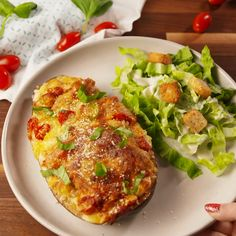 Meatless Monday is going to happen all week long with vegetarian meals this delish. Dinner Recipes Easy Quick, Easy Pasta Recipes, Cooking Recipes, Healthy Recipe Videos, Healthy Recipes, Veggie Recipes, Vegetarian Recipes Dinner, Galette, Veggie Dishes