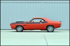 SCCA Trans Am Series Cars The 1970 Dodge Challenger T/A | Blog - MCG Social™ | MyClassicGarage™
