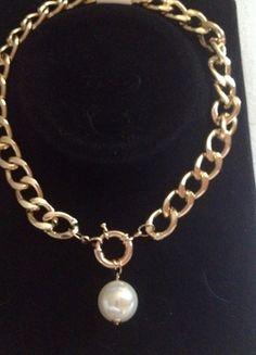 A vendre sur #vintedfrance ! http://www.vinted.fr/accessoires/colliers/16063024-collier-chaine-mode-dore