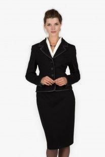 College Classic Look 24 - College Style College Style, College Fashion, Classic Looks, Dresses For Work, Classy Looks